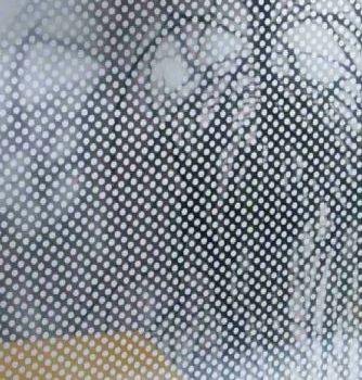 Raamfolie design decor DD 014 Dots - folie rondjes